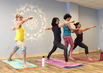 vinyasa yoga baltimore image